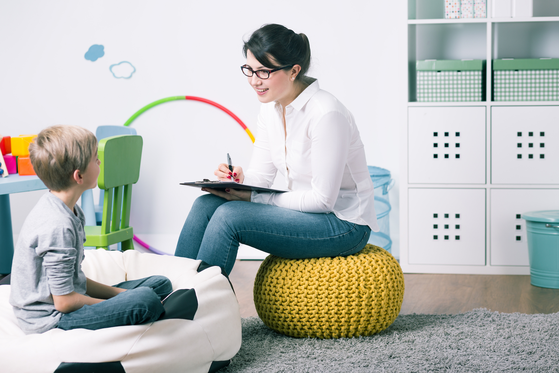 Does My Child Need Therapy During Divorce?