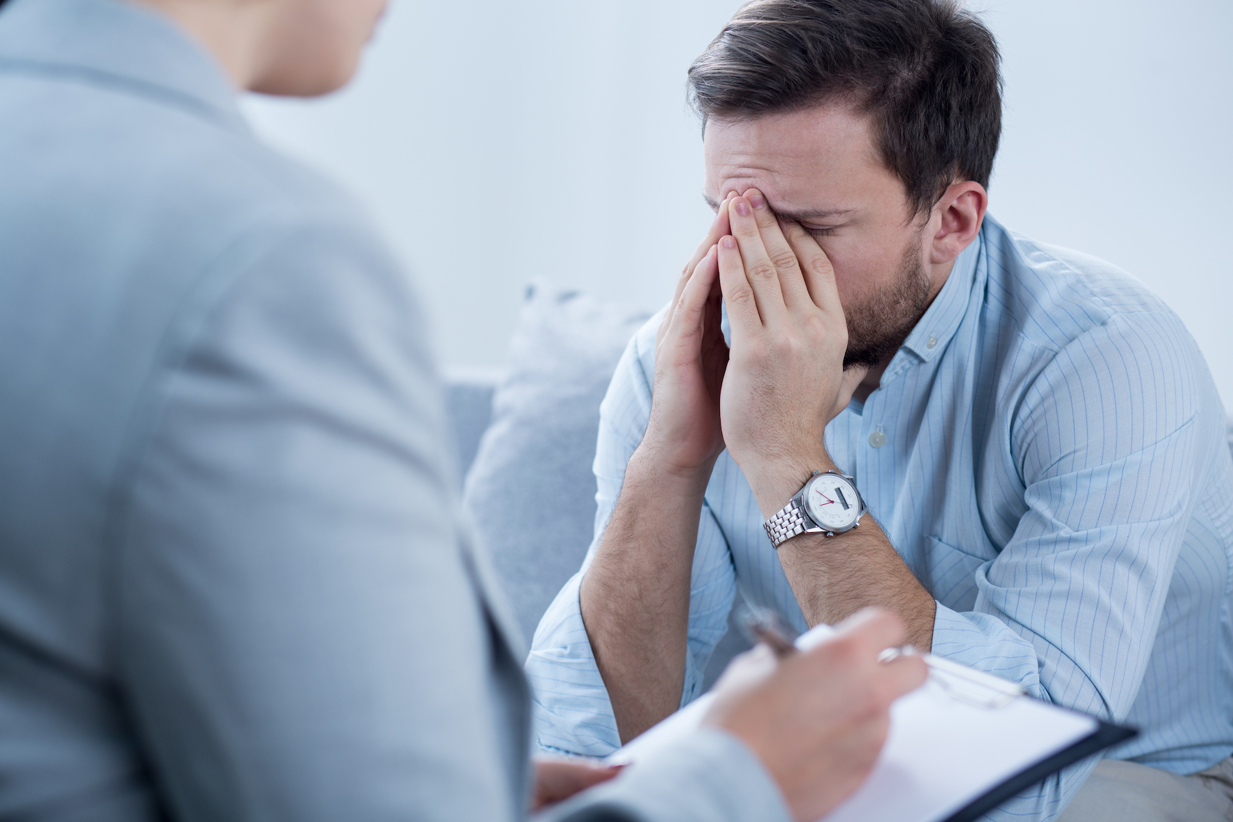 Does Therapy Help During Divorce?