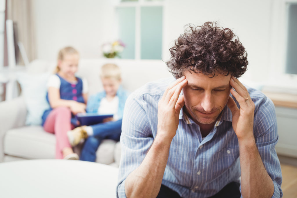 Parenting While Healing from Divorce